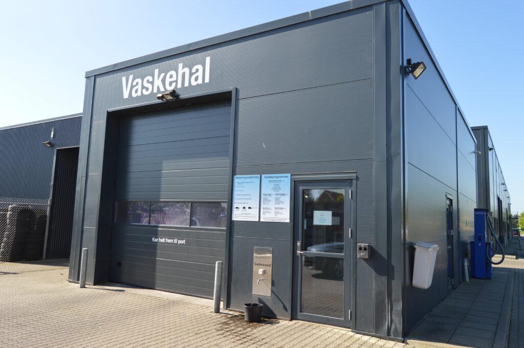 Vaskehal Aalborg